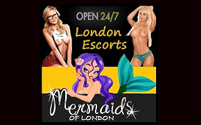 Mermaids Of London open till 3am