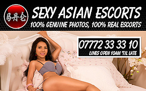 Genuine Asian escorts available till late