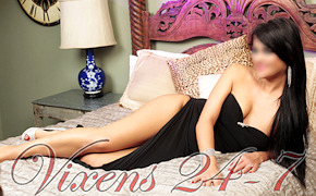 Vixen London escorts 24hrs escorts